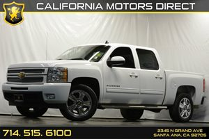 2013 Chevrolet Silverado 1500 LTZ Carfax 1-Owner - No Accidents  Damage Reported to CARFAX Air C