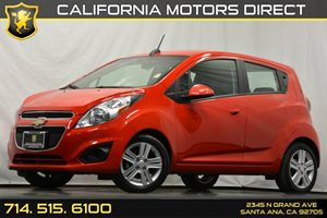 2015 Chevrolet Spark LT Carfax 1-Owner - No Accidents  Damage Reported to CARFAX Audio  Auxilia