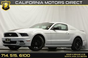 2014 Ford Mustang V6 Carfax 1-Owner Air Conditioning  AC Audio  AmFm Stereo Convenience  C