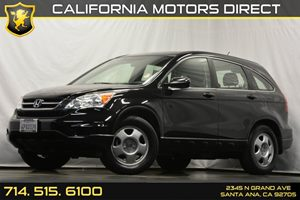 2011 Honda CR-V LX Carfax Report Audio  Auxiliary Audio Input Convenience  Cruise Control Dis