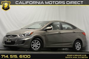 2014 Hyundai Accent GLS Carfax 1-Owner Air Conditioning  AC Audio  Auxiliary Audio Input Aud