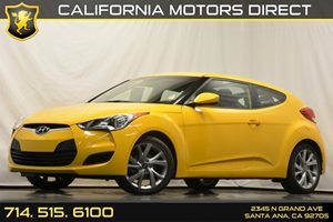 2016 Hyundai Veloster  Carfax 1-Owner - No Accidents  Damage Reported to CARFAX Audio  Auxiliar