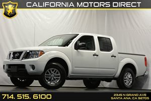 2016 Nissan Frontier SV 4X4 Carfax 1-Owner - No Accidents  Damage Reported to CARFAX 6 Cylinders