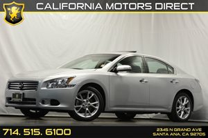 2014 Nissan Maxima 35 SV Carfax 1-Owner - No Accidents  Damage Reported to CARFAX 6 Cylinders