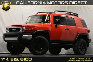 2012 Toyota FJ Cruiser  Carfax 1-Owner 6 Cylinders Air Conditioning  AC Audio  Auxiliary Aud