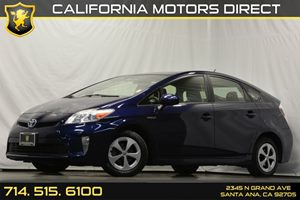 2013 Toyota Prius One Carfax 1-Owner 4 Cylinders Air Conditioning  AC Audio  Auxiliary Audio