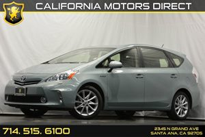 2013 Toyota Prius v Five Carfax 1-Owner 4 Cylinders Air Conditioning  AC Audio  Auxiliary Au