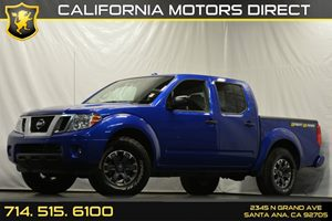 2015 Nissan Frontier Desert Runner Carfax Report 5 Person Seating Capacity Air Conditioning  A