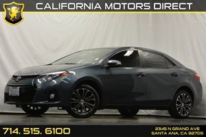 2014 Toyota Corolla LE Plus Carfax 1-Owner Air Conditioning  AC Audio  Auxiliary Audio Input
