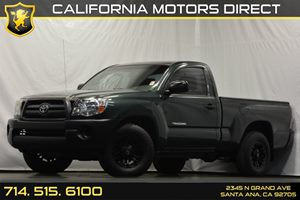 2010 Toyota Tacoma  Carfax 1-Owner 3 Front Cup Holders Audio  Auxiliary Audio Input Convenie