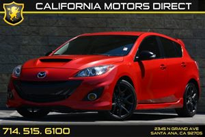 2013 Mazda Mazda3 Mazdaspeed3 Touring Carfax 1-Owner Audio  Auxiliary Audio Input Audio  Premi
