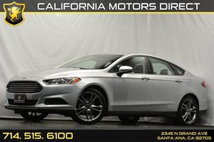 2014 Ford Fusion S Carfax 1-Owner 5 Person Seating Capacity Audio  Auxiliary Audio Input Conve