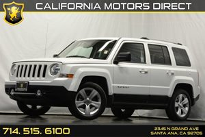 2014 Jeep Patriot Limited Carfax 1-Owner Air Conditioning  AC Air Conditioning  Climate Contr