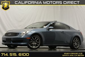 2006 Infiniti G35 Coupe  Carfax Report - No Accidents  Damage Reported to CARFAX Center Console