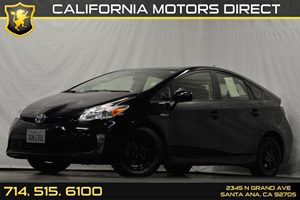2015 Toyota Prius Two Carfax 1-Owner Audio  Auxiliary Audio Input Convenience  Back-Up Camera