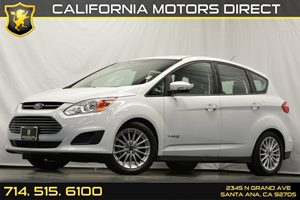 2013 Ford C-Max Hybrid SE Carfax 1-Owner Audio  Auxiliary Audio Input Convenience  Steering Wh