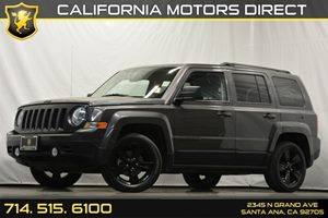 2014 Jeep Patriot Altitude Carfax 1-Owner - No Accidents  Damage Reported to CARFAX Audio  Auxi