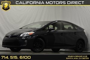 2015 Toyota Prius Two Carfax 1-Owner Audio  Auxiliary Audio Input Convenience  Keyless Start
