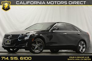 2013 Cadillac ATS Performance Carfax 1-Owner Audio  Premium Sound System Convenience  Back-Up