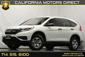 2015 Honda CR-V LX Carfax 1-Owner - No Accidents  Damage Reported to CARFAX Audio  Auxiliary Au
