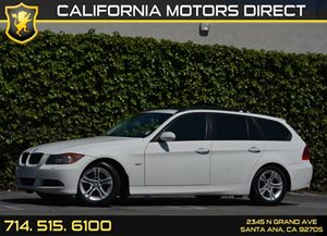 2008 BMW 3 Series 328i Carfax 1-Owner Air Conditioning  AC Audio  Auxiliary Audio Input Audi