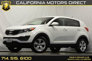 2013 Kia Sportage LX Carfax Report - No Accidents  Damage Reported to CARFAX 6040 Split-Folding