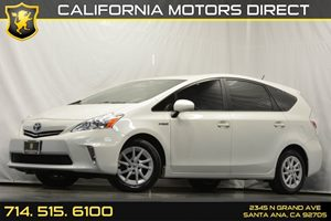 2013 Toyota Prius v Five Carfax 1-Owner Audio  Auxiliary Audio Input Convenience  Keyless Star