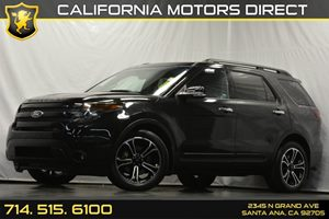 2013 Ford Explorer Sport Carfax 1-Owner Audio  Auxiliary Audio Input Audio  Premium Sound Syst