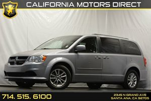 2014 Dodge Grand Caravan SXT Carfax 1-Owner - No Accidents  Damage Reported to CARFAX Analog Dis