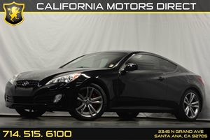 2012 Hyundai Genesis Coupe 38 Track Carfax 1-Owner - No Accidents  Damage Reported to CARFAX Au