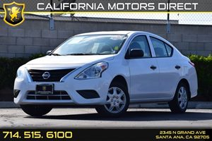 2015 Nissan Versa S Carfax Report - No Accidents  Damage Reported to CARFAX 4 Cylinders 5 Perso