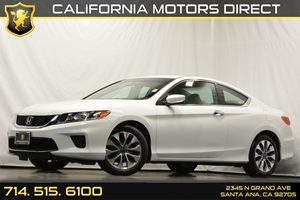 2013 Honda Accord Cpe LX-S Carfax 1-Owner Audio  Auxiliary Audio Input Convenience  Security S