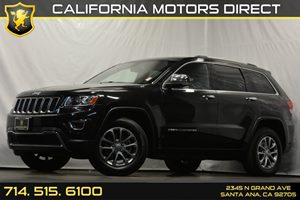 2014 Jeep Grand Cherokee Limited Carfax 1-Owner - No Accidents  Damage Reported to CARFAX Audio