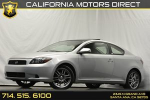 2010 Scion tC  Carfax Report Air Conditioning  AC Audio  Auxiliary Audio Input Audio  Premi