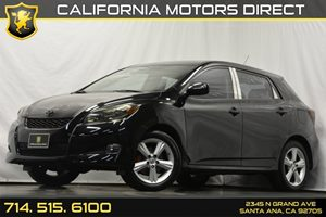 2013 Toyota Matrix S Carfax 1-Owner Air Conditioning  AC Audio  Auxiliary Audio Input Conven
