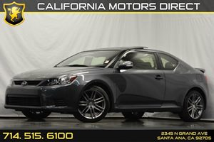 2013 Scion tC  Carfax Report Air Conditioning  AC Audio  Auxiliary Audio Input Convenience