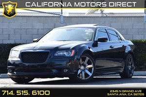 2012 Chrysler 300 SRT8 Carfax 1-Owner - No Accidents  Damage Reported to CARFAX Audio  Auxiliar