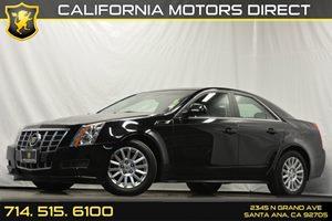 2012 Cadillac CTS Sedan  Carfax Report Audio  Auxiliary Audio Input Audio  Premium Sound Syste
