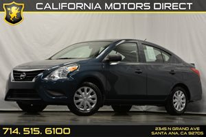 2015 Nissan Versa S Plus Carfax 1-Owner - No Accidents  Damage Reported to CARFAX Audio  Auxili