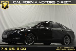 2013 Lincoln MKZ Hybrid Carfax 1-Owner Audio  Auxiliary Audio Input Audio  Premium Sound Syste