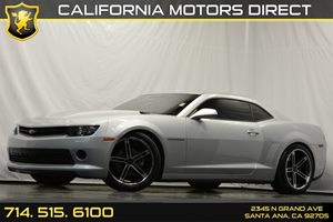 2015 Chevrolet Camaro LT Carfax 1-Owner Audio  Auxiliary Audio Input Convenience  Cruise Contr