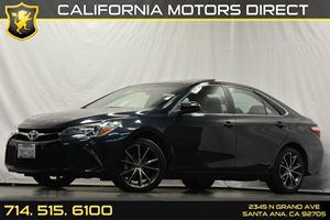 2015 Toyota Camry XSE Carfax 1-Owner - No Accidents  Damage Reported to CARFAX Analog Display A
