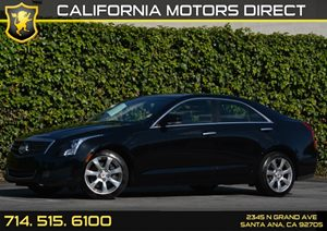 2013 Cadillac ATS Luxury Carfax 1-Owner Audio  Auxiliary Audio Input Audio  Premium Sound Syst