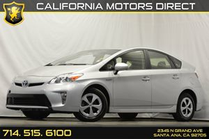 2015 Toyota Prius Two Carfax 1-Owner - No Accidents  Damage Reported to CARFAX Audio  Auxiliary