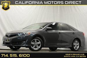 2014 Toyota Camry SE Carfax 1-Owner - No Accidents  Damage Reported to CARFAX Audio  Auxiliary