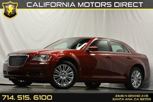 2014 Chrysler 300  Carfax 1-Owner 84 Touch Screen Display Audio  Auxiliary Audio Input Conv