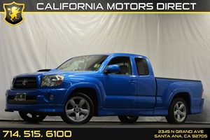 2008 Toyota Tacoma X-Runner Carfax Report - No Accidents  Damage Reported to CARFAX Convenience