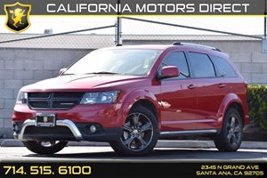 2014 Dodge Journey Crossroad Carfax 1-Owner Audio  Auxiliary Audio Input Convenience  Keyless