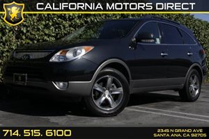 2007 Hyundai Veracruz Limited Carfax Report - No Accidents  Damage Reported to CARFAX Audio  Pr