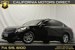 2011 Infiniti G37 Sedan Journey Carfax Report - No Accidents  Damage Reported to CARFAX Air Cond